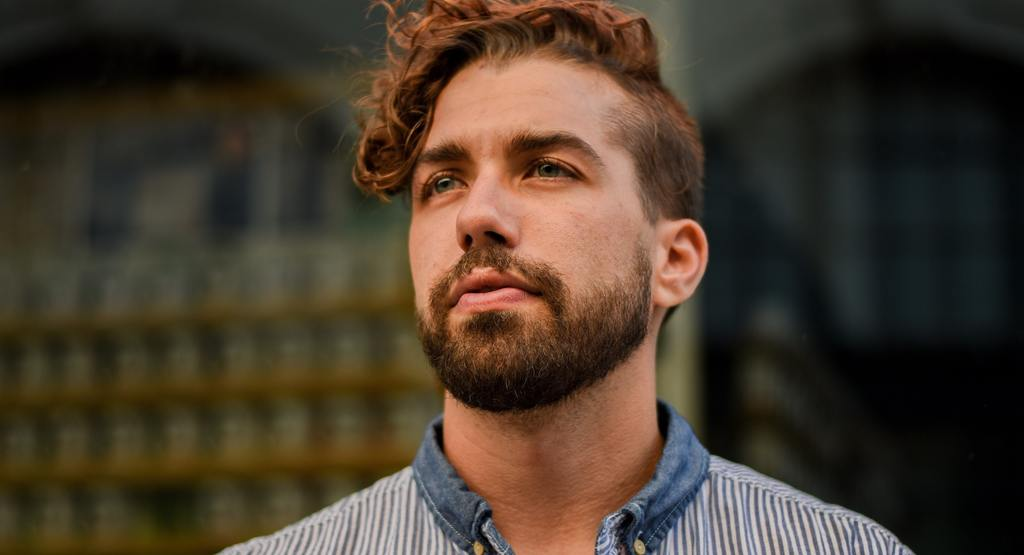 Step Up Your Game Face With These Short Beard Styles